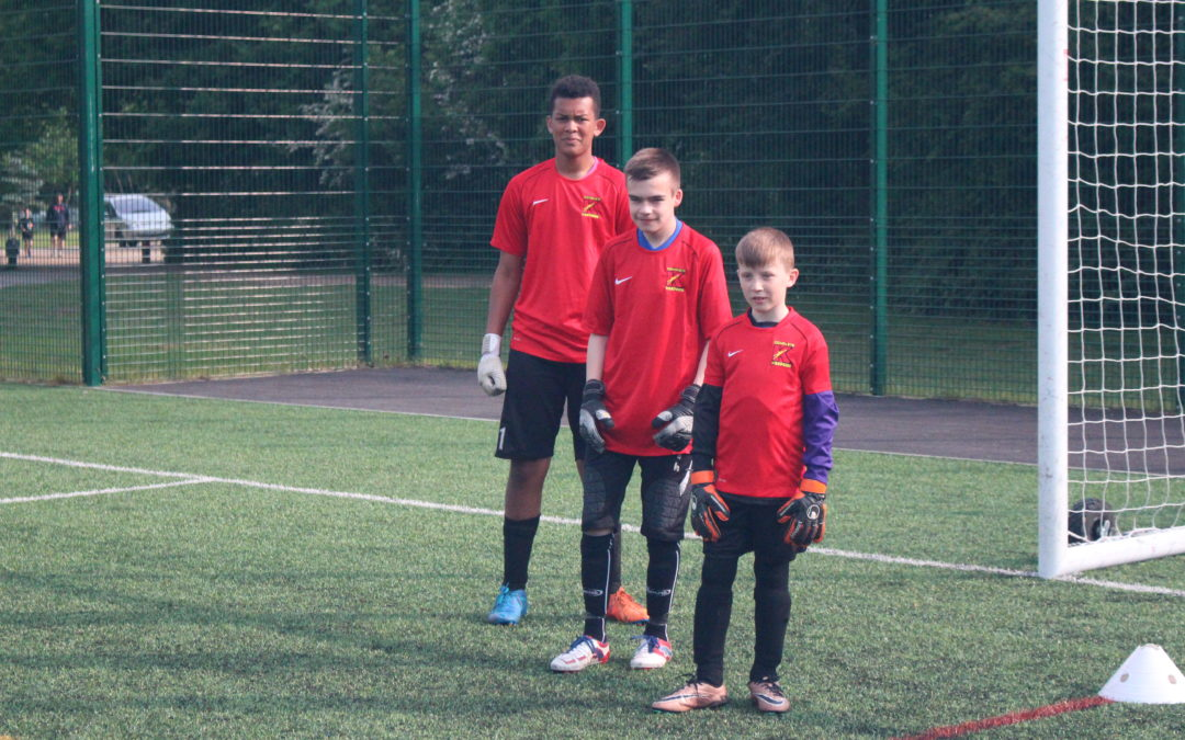 Goalkeeper Centres Back This Week!!!
