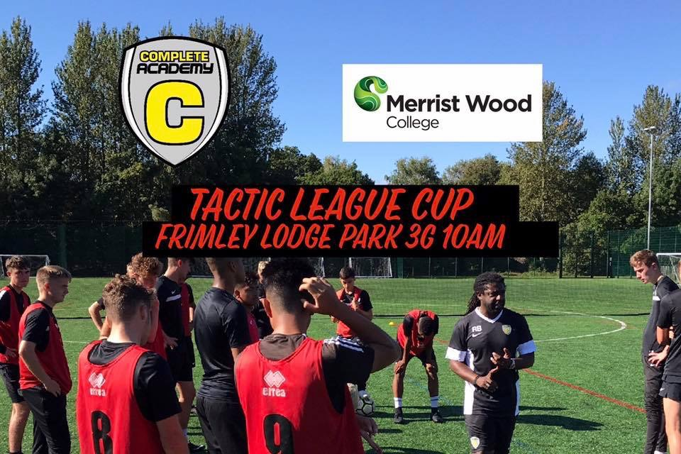 Tactic Cup vs Merrist Wood – Match Report